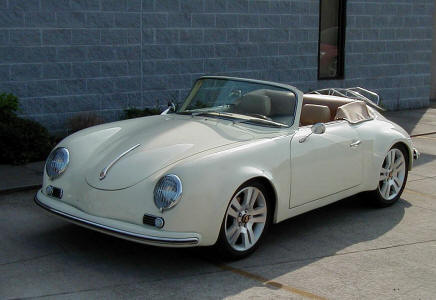 Mid Engine 356a Speedster Specialty Auto Sports Inc